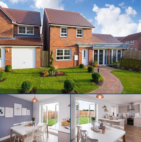 4 bedroom detached house for sale - Plot 67, Chester at Prospect Rise, Shackleton Close, Whitby, WHITBY YO21