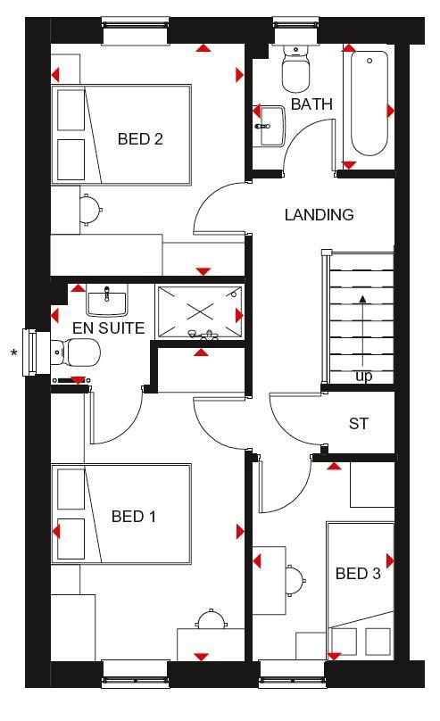 Floorplan 1 of 2: FF Plan