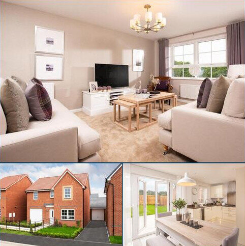 4 bedroom detached house for sale - Plot 147, Ripon at Park Edge, Doncaster, Wheatley Hall Road, Doncaster, DONCASTER DN2