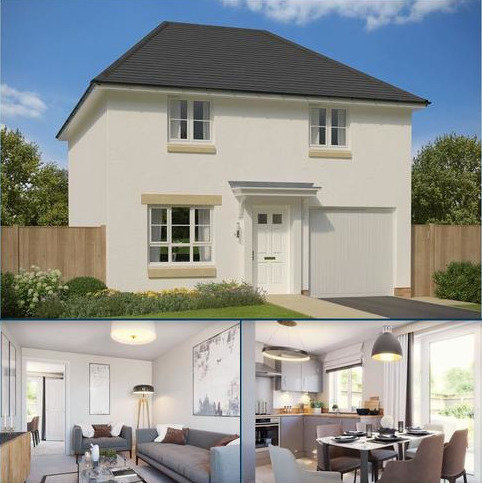 4 bedroom detached house for sale - Oldmeldrum Road, Inverurie, INVERURIE