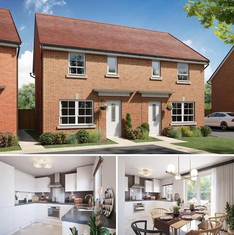 3 bedroom semi-detached house for sale - Plot 27, Ellerton - Phase 2 at Bowland Meadow, Chipping Lane, Longridge, PRESTON PR3