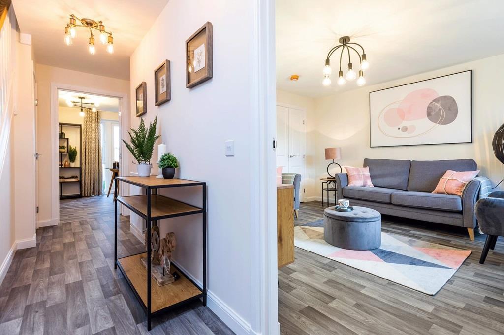 H7731 Craigend Show Home plot 108