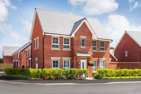 3 bedroom end of terrace house for sale - Plot 57, Morpeth at Charter's Gate, Huntingdon Road, Thrapston, KETTERING NN14