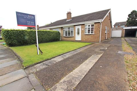 3 bedroom semi-detached bungalow for sale - Wolsingham Drive, Thornaby