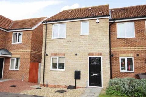 3 bedroom end of terrace house to rent - Appleby Way, Doddington Park, Lincoln, LN6 0BU