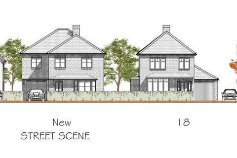 4 bedroom property with land for sale - SINGLE BUILDING PLOT WITH PLANNING PERMISSION, BISHOPTON LANE, RIPON HG4 2QN
