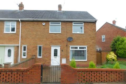2 bedroom semi-detached house for sale - WILLOW WALK, SHILDON, BISHOP AUCKLAND