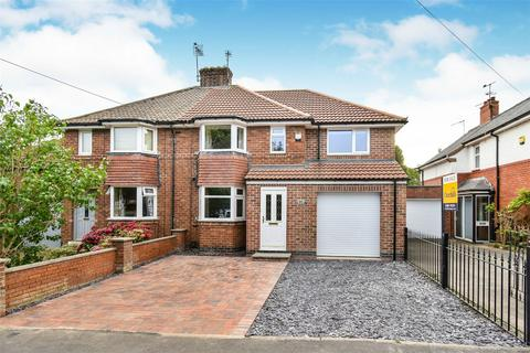 4 bedroom semi-detached house for sale - 95 Green Lane, Acomb, York
