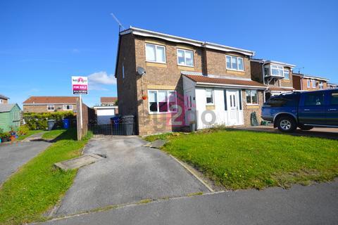 3 bedroom semi-detached house for sale - Pembrey Court, Sothall, Sheffield, S20