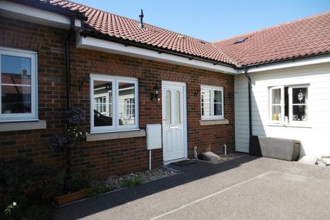 2 bedroom terraced bungalow to rent - Rye Hill, Sudbury