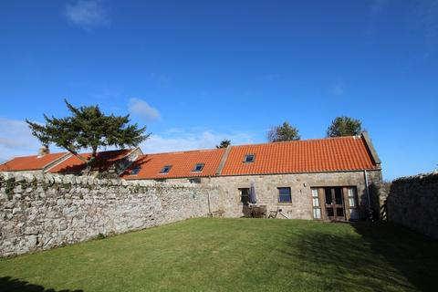 3 bedroom barn conversion for sale - South Hazelrigg, Chatton, Alnwick
