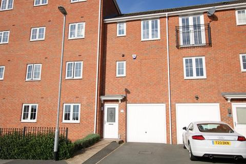 2 bedroom townhouse for sale - Topliss Way, New Forest Village