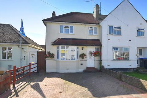 3 bedroom end of terrace house for sale - Orient Road, Lancing, West Sussex, BN15