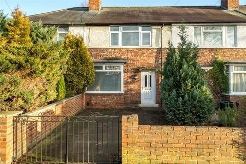 2 bedroom terraced house to rent - Melrosegate, York, YO10