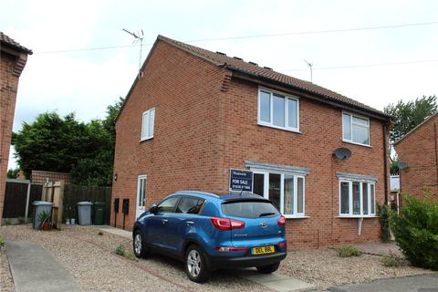 2 bedroom semi-detached house for sale - Birch Road, New Balderton, Newark, Nottinghamshire, NG24