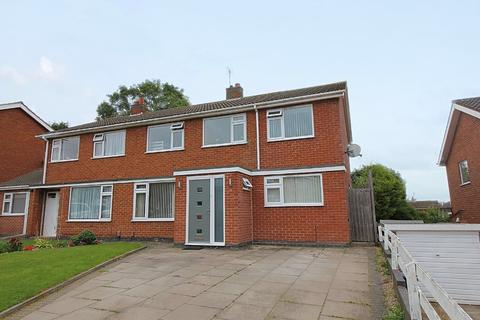 4 bedroom semi-detached house for sale - Severn Road, Oadby