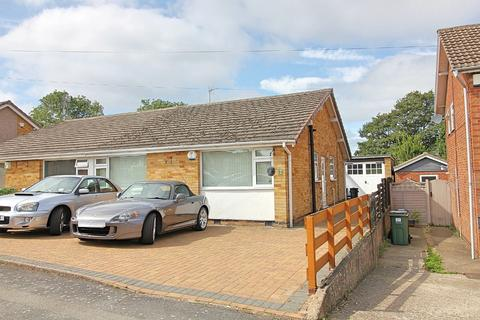 2 bedroom semi-detached bungalow for sale - Winslow Drive, Wigston