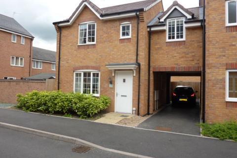 4 bedroom semi-detached house to rent - Clough Drive, Stretton DE14 2DL