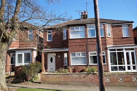 3 bedroom semi-detached house for sale - Marton Avenue, Bridlington