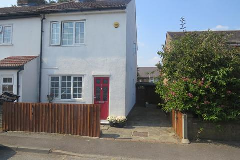 2 bedroom end of terrace house for sale - Wellington Road, Orpington