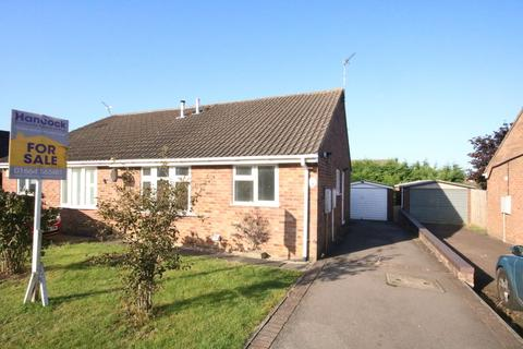 2 bedroom semi-detached bungalow for sale - Robin Crescent, MELTON MOWBRAY