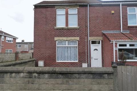 2 bedroom terraced house to rent - Morven Terrace, Ashington - Two Bedroom End Terraced House