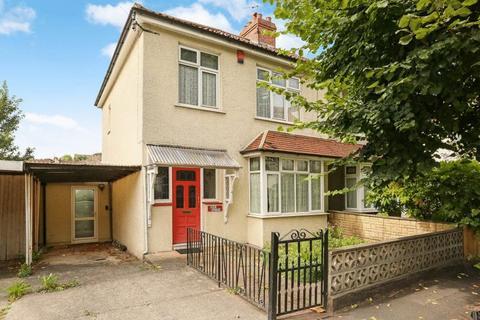 3 bedroom semi-detached house for sale - Claremont Avenue, Bishopston