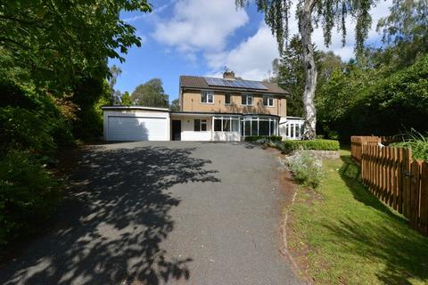 4 bedroom detached house to rent - Whitmore Heath, Newcastle-Under-Lyme