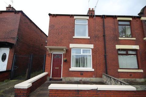 2 bedroom end of terrace house to rent - CHURCHILL STREET, Meanwood, Rochdale OL12 7DJ