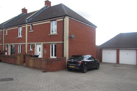 3 bedroom terraced house to rent - Trubshaw Close, Bristol