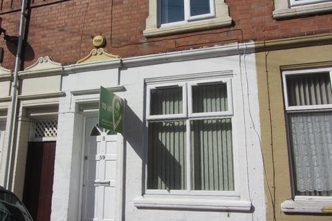 4 bedroom terraced house to rent - Halstead Street, Leicester LE5
