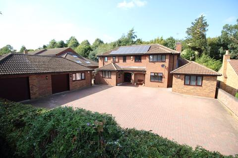 5 bedroom detached house for sale - Patterson Close, Weston Favell Village, Northampton