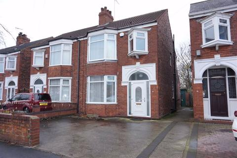 3 bedroom semi-detached house to rent - James Reckitt Avenue, East Hull, Hull, HU8