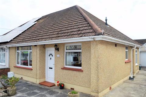 2 bedroom semi-detached bungalow for sale - North Road, Loughor, Swansea