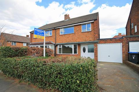 3 bedroom semi-detached house to rent - Hastings Avenue, Durham
