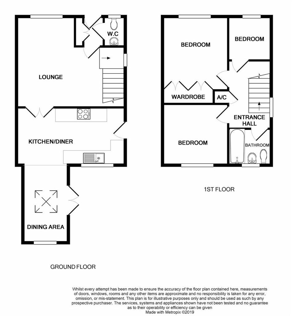 Floorplan: 26 Stody Drive Floor Plan.JPG