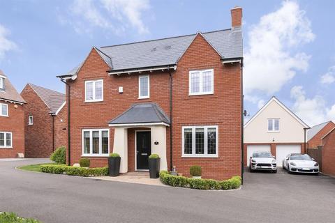 4 bedroom detached house for sale - Hurricane Drive, Stoke Orchard, Cheltenham