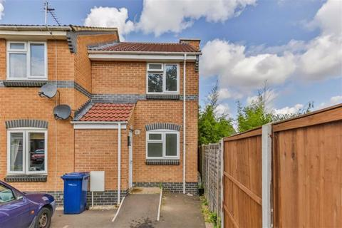 2 bedroom end of terrace house for sale - Raleigh Close, Churchdown