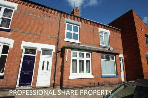 4 bedroom terraced house to rent - Howard Road, Clarendon Park, Leicester, LE2 1XG