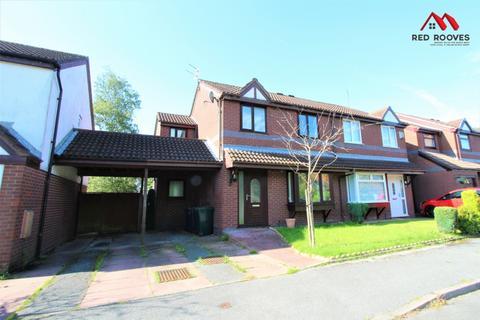 4 bedroom semi-detached house for sale - Convant Close, Aughton, L39