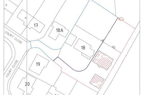Plot for sale - BUILDING PLOT -  Court Close, Bray, Berkshire, SL6 2DL