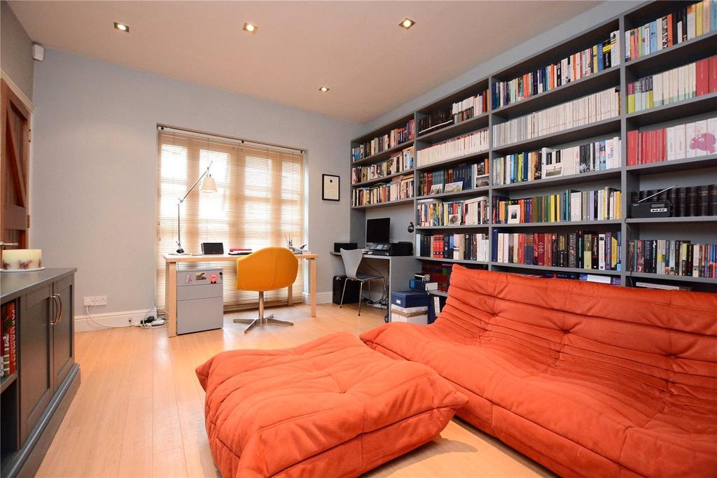 Study / Family Room