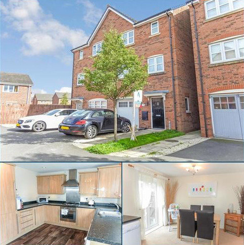 4 bedroom townhouse to rent - Robinson Close, Buckshaw Village