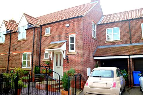 4 bedroom terraced house for sale - All Saints Mews, Preston, Hull, East Riding of Yorkshire, HU12