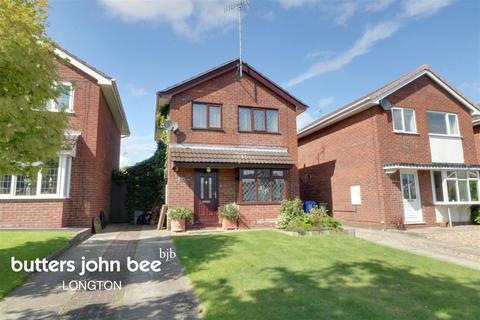 3 bedroom detached house for sale - Canberra Crescent, Meir Park, Stoke on Trent