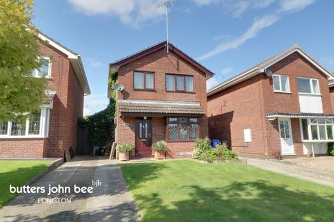 3 bedroom detached house for sale - Canberra Crescent, Stoke-On-Trent