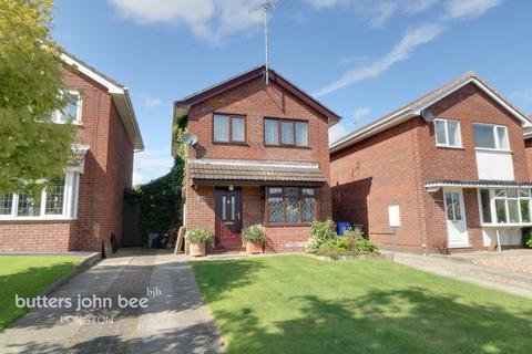3 bedroom detached house for sale - Canberra Crescent, Stoke-On-Trent
