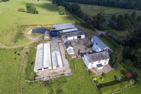 3 bedroom farm house for sale - Woodside Farm, Dumfries, DG2