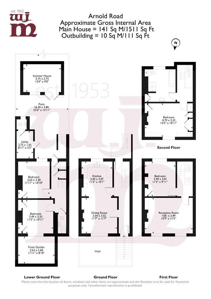 Floorplan: Floor