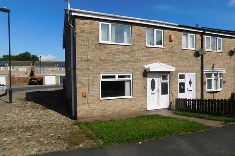 3 bedroom end of terrace house to rent - Aldwych Drive, North Shields, NE29 8SY